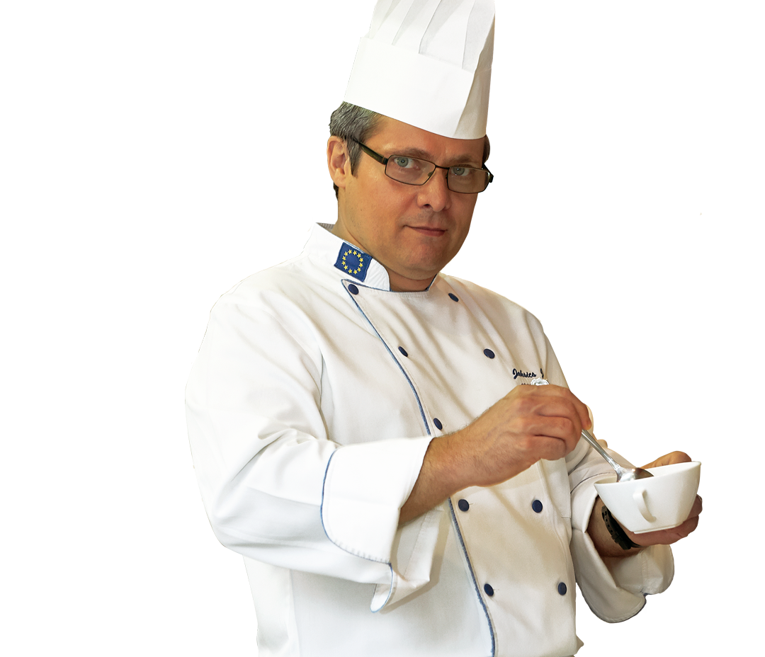 Jaksics József, Executive Chef